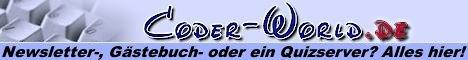 Coder-World.de - (Kostenlose) Scripte bis zum Umfallen für jede Internet-Anwendung